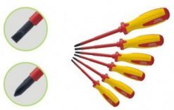 6PC Standard Screwdriver Set - ( VDE INSULATED )