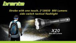 Bronte X20 (800 Lumen)