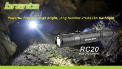 Bronte RC20 (240 Lumen)