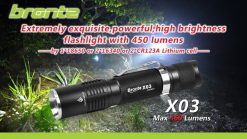 Bronte X03 (450 Lumen)