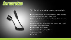 Remote switch RC25S