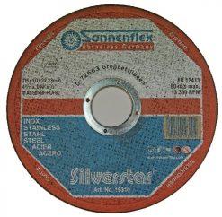 Silver Star Skurðarskífa 125 X 1mm