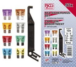 Car Fuse Assortment 96-piece