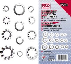 Washer Assortment 720-pieces