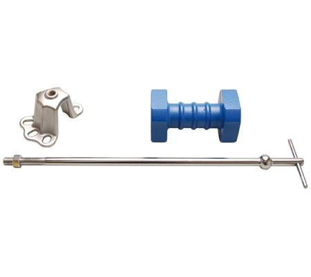 Wheel Bearing Puller with Sliding Hammer