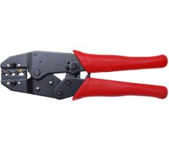 Ratchet Crimping Tool, 0.5 - 6 mm²