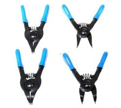 4-piece Snap Ring Pliers Set for small Locking Circlips