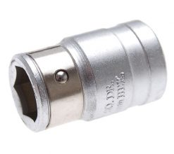 "1/2"" Adaptor with Retaining Ball, f. 14 mm Bits"