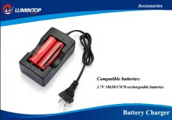 2 X 18650 Battery Charger