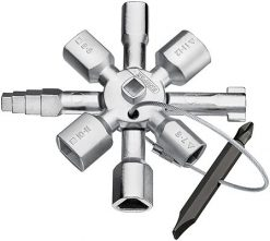Knipex Control Cabinet Keys