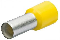Tengi, Gult, 10 Ø mm - 4,0-6,0mm² - 100stk.