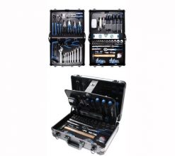 Professional Tool Set in Aluminum Case, 149 pcs. (Art. 15501)