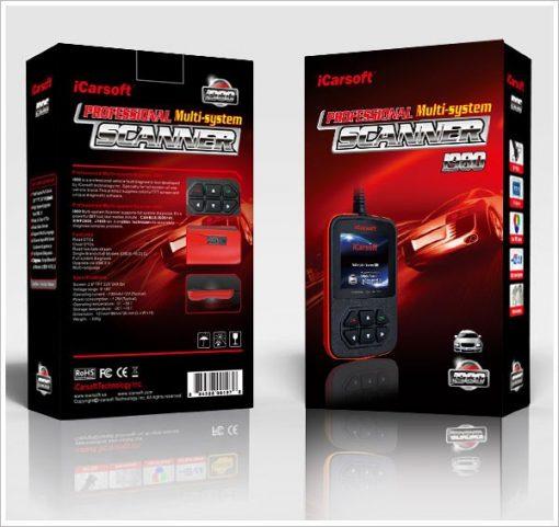 Benz/Sprinter +OBDII Multi-System Scanner