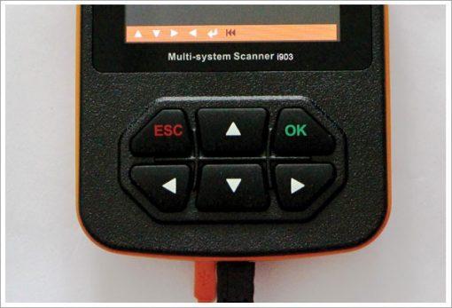 Nissan / Infiniti / Subaru +OBDII Multi-System Scanner