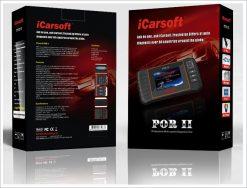 Porche iCarsoft POR II