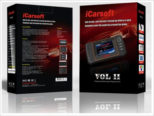 Volvo / Saab diagnostic tool VOL II