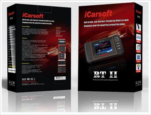Renault / Dacia diagnostic tool RT II