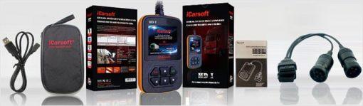 Heavy Duty Diagnostic Tool HD I