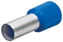 Endaslífar, bláar, 2,5 mm² (200 stk)