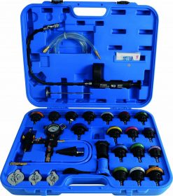24-piece Radiator Pressure and Cooling System Tester