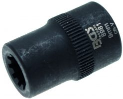 Brake Caliper Socket for VAG & Porsche, 10-pt.