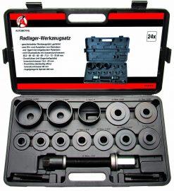 21-piece Universal Wheel Bearing Tool Set