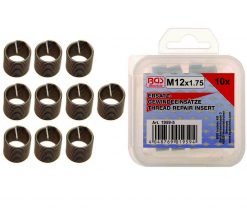 10 Thread Repair Inserts M12x1.75