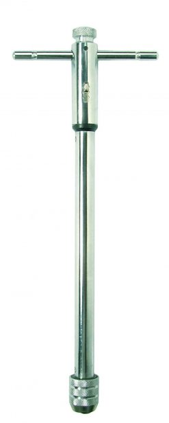 T-Type Ratcheting Tap Wrench, 80 mm (M3-10)
