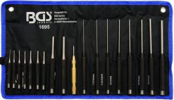 Úrrekasett og kjörnari | 100-150-200 mm | 1.5 - 9.5 mm