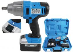 Cordless Impact Wrench | 520 Nm | max. 2000 rpm | 18 V Previous     Next