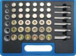 Repair Kit for Oil Drain Threads | 114 pcs.